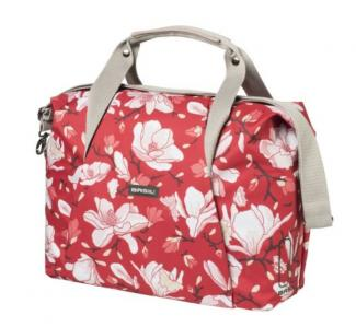 Brašna BASIL Magnolia Carry All Bag 18L, červená